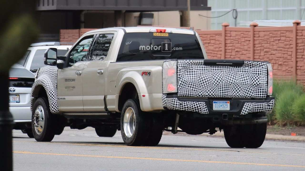 81 New 2020 Spy Shots Ford F350 Diesel Release
