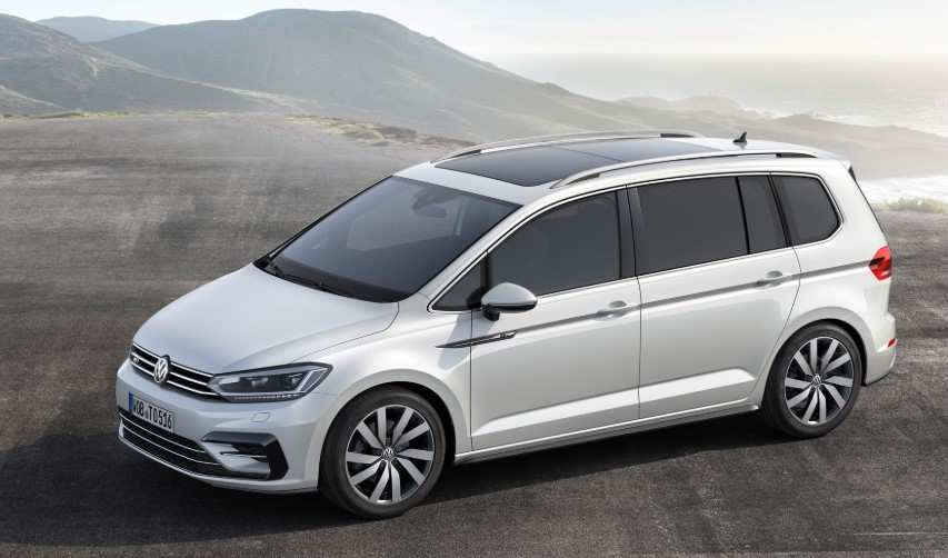 81 New 2020 VW Touran Concept And Review