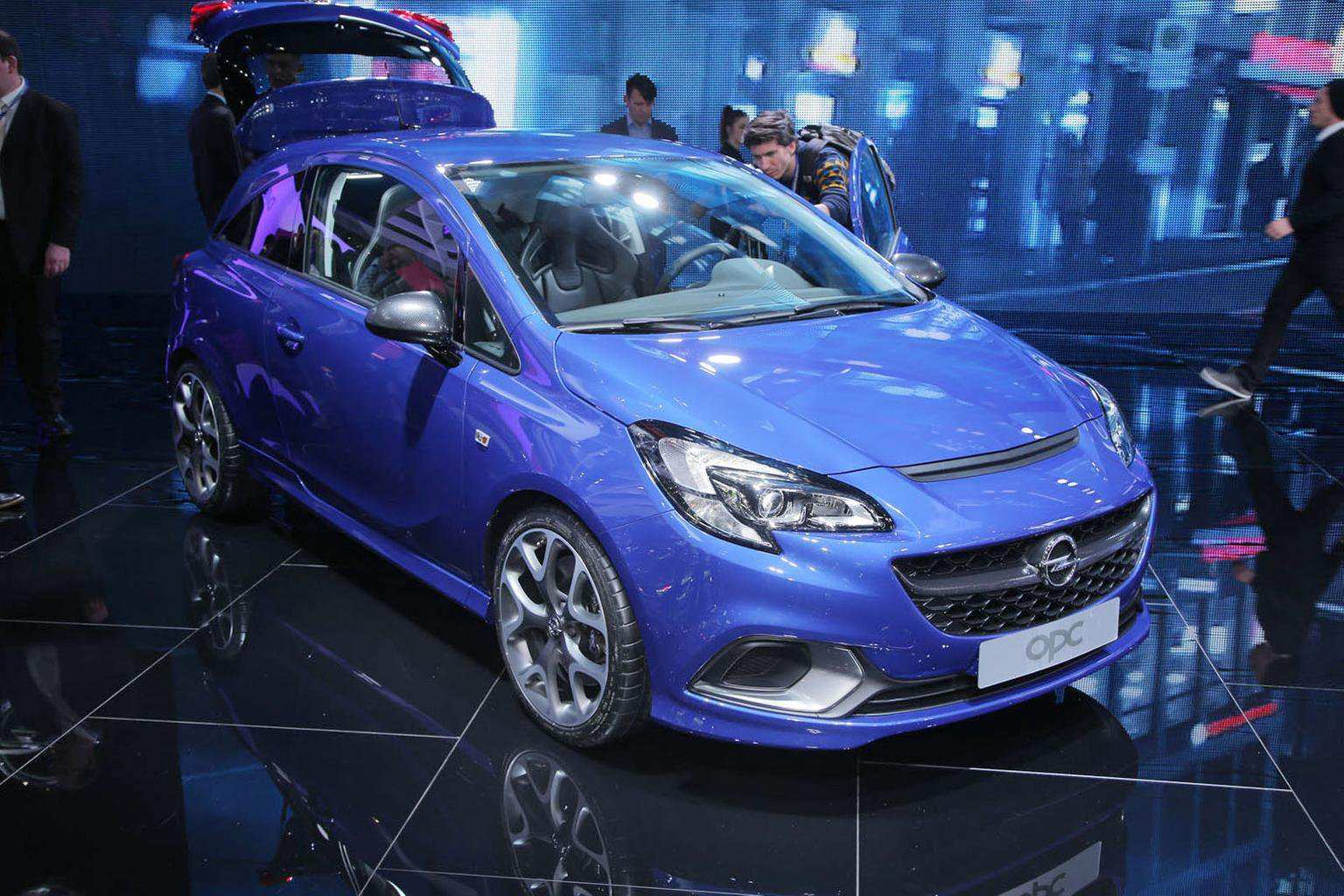 81 New 2020 VauxhCorsa VXR Picture