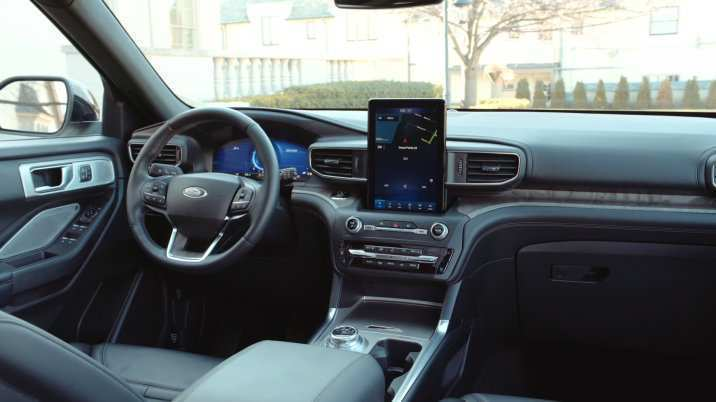 81 New Ford Explorer 2020 Interior Price And Release Date