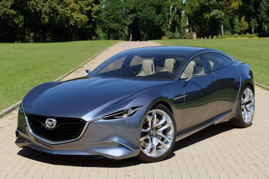 81 New Mazda Mx 6 2020 Spy Shoot