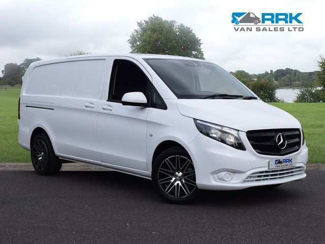 81 New Mercedes Vito 2019 Picture
