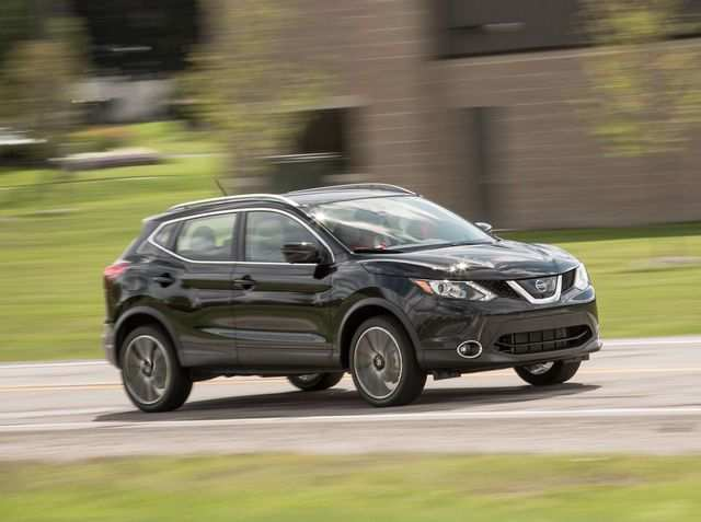 81 New Nissan Rogue 2020 Review Spy Shoot