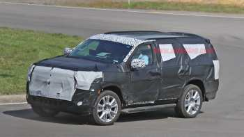81 New What Will The 2020 Chevrolet Tahoe Look Like Spy Shoot