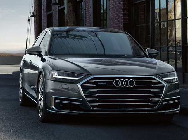 81 The 2019 Audi A8 Release