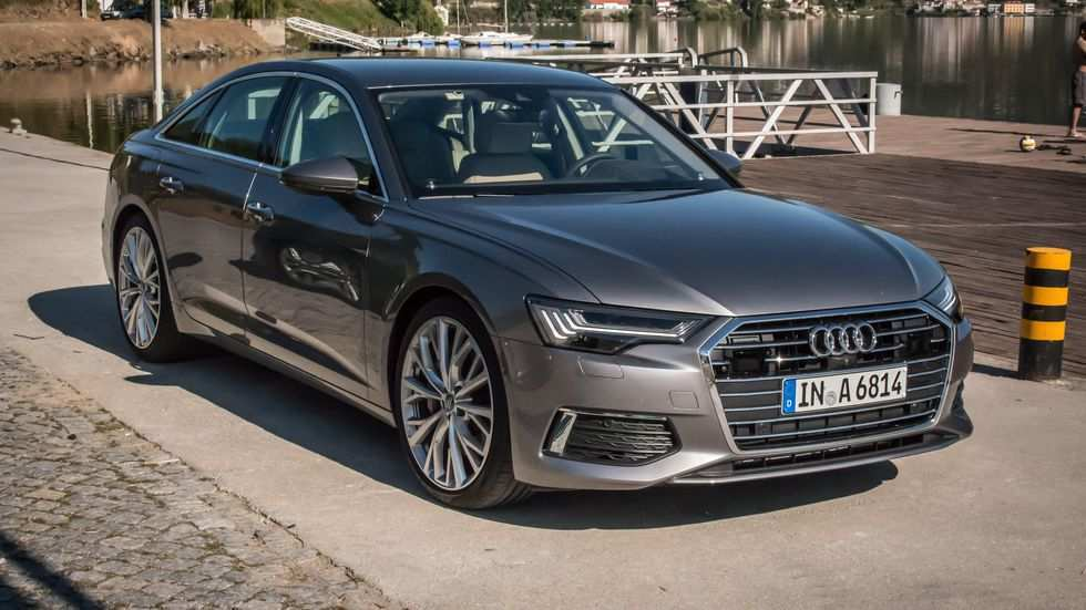 81 The 2019 Audi S6 Review