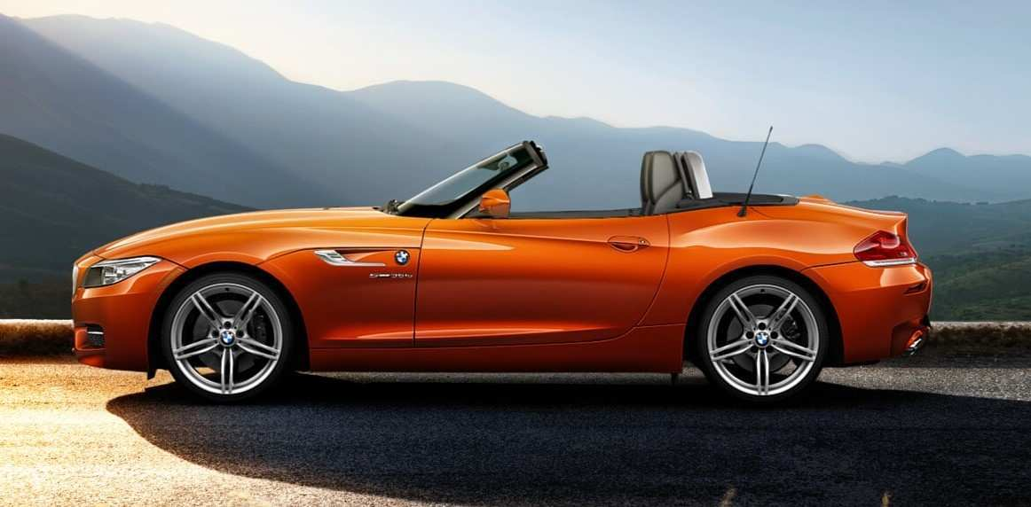 81 The 2019 BMW Z4 Roadster Concept And Review
