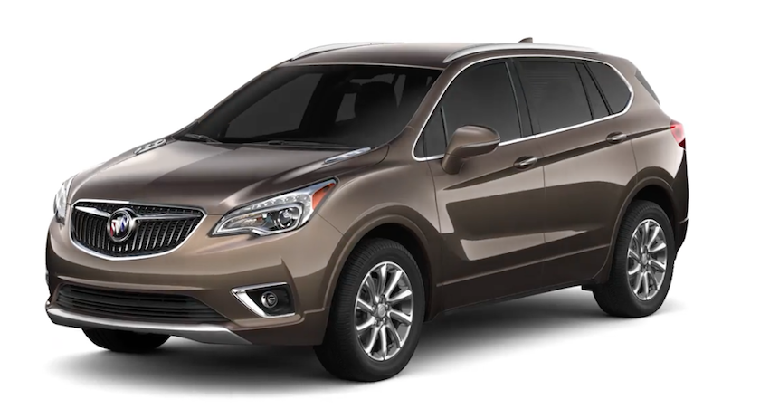 81 The 2019 Buick Envision Price Design And Review