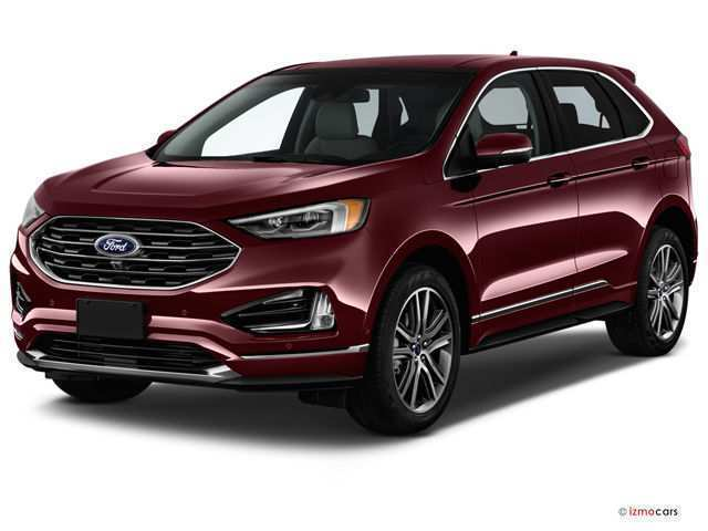 81 The 2019 Ford Edge New Design Price