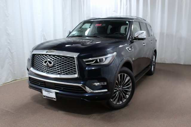 81 The 2019 Infiniti Qx80 Suv Redesign