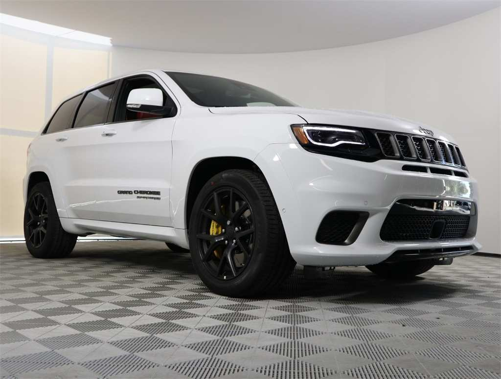 81 The 2019 Jeep Grand Cherokee Trackhawk New Review