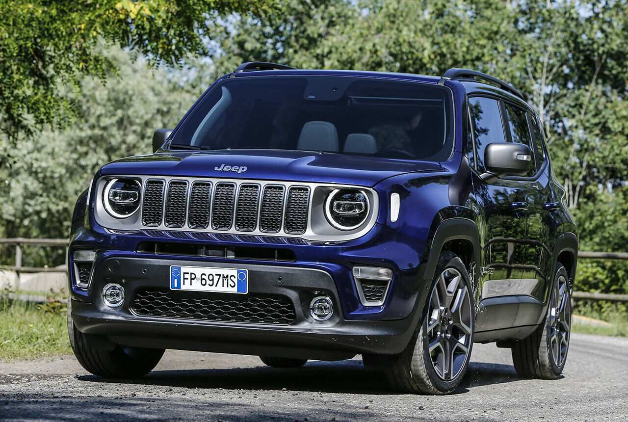 81 The 2019 Jeep Renegade Release