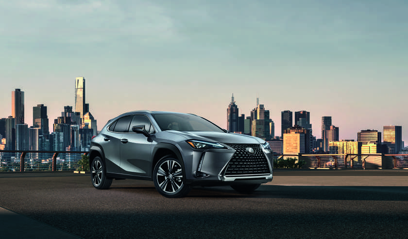 81 The 2019 Lexus Ux Canada Spy Shoot