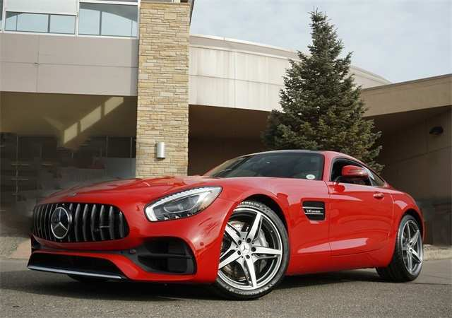 81 The 2019 Mercedes AMG GT Spesification
