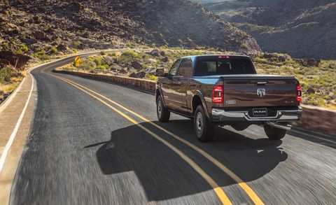81 The 2019 Ram 2500 Diesel Interior