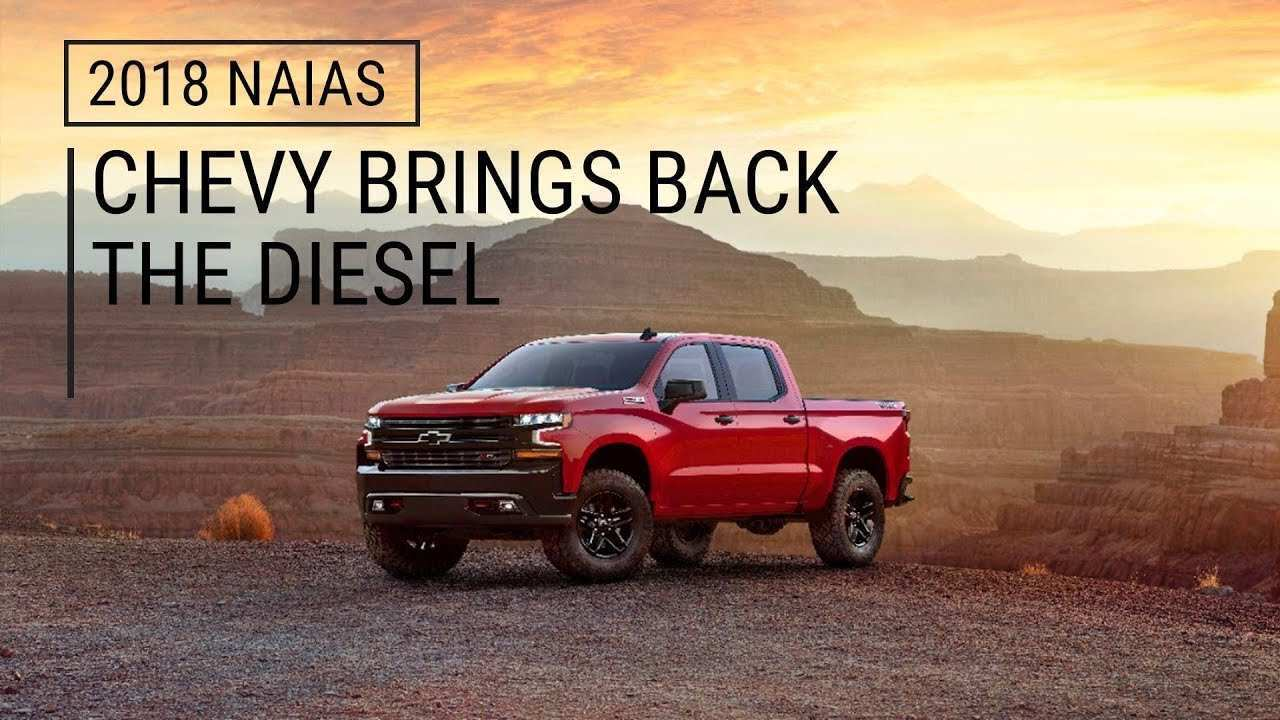81 The 2019 Silverado 1500 Diesel Photos