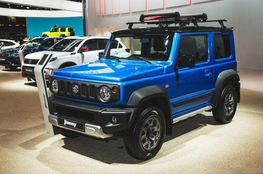 81 The 2019 Suzuki Jimny Model Rumors