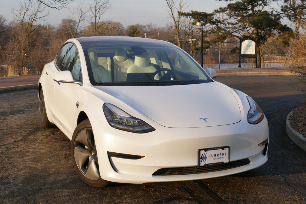 81 The 2019 Tesla 3 First Drive