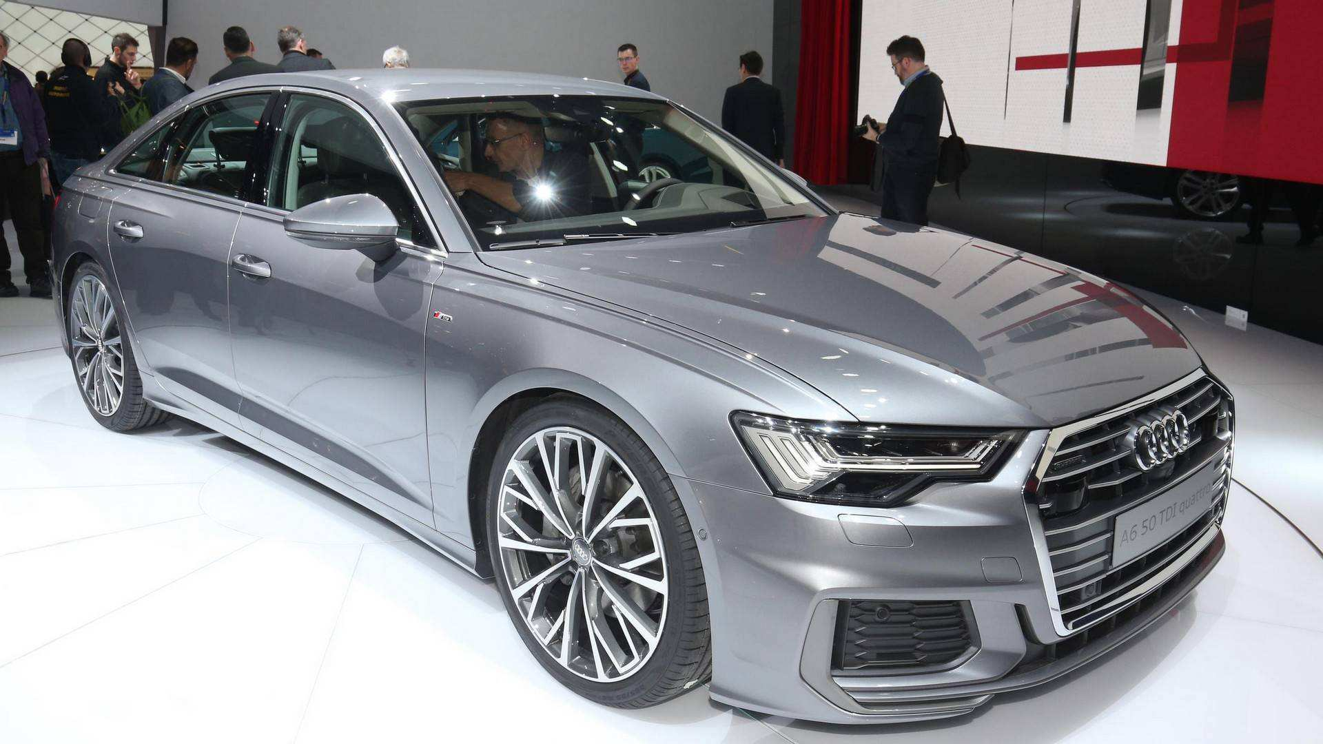 81 The 2019 The Audi A6 New Model And Performance