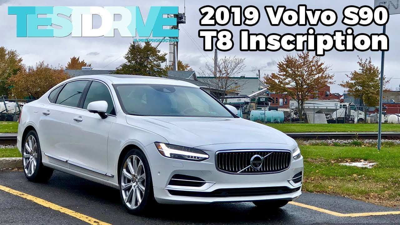 81 The 2019 Volvo S90 Redesign And Review