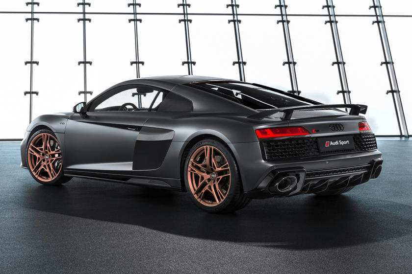 81 The 2020 Audi R8 Performance