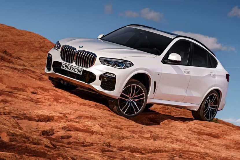 81 The 2020 BMW X6 Performance