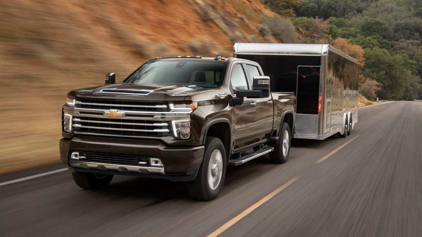 81 The 2020 Chevy Silverado Hd Release Date
