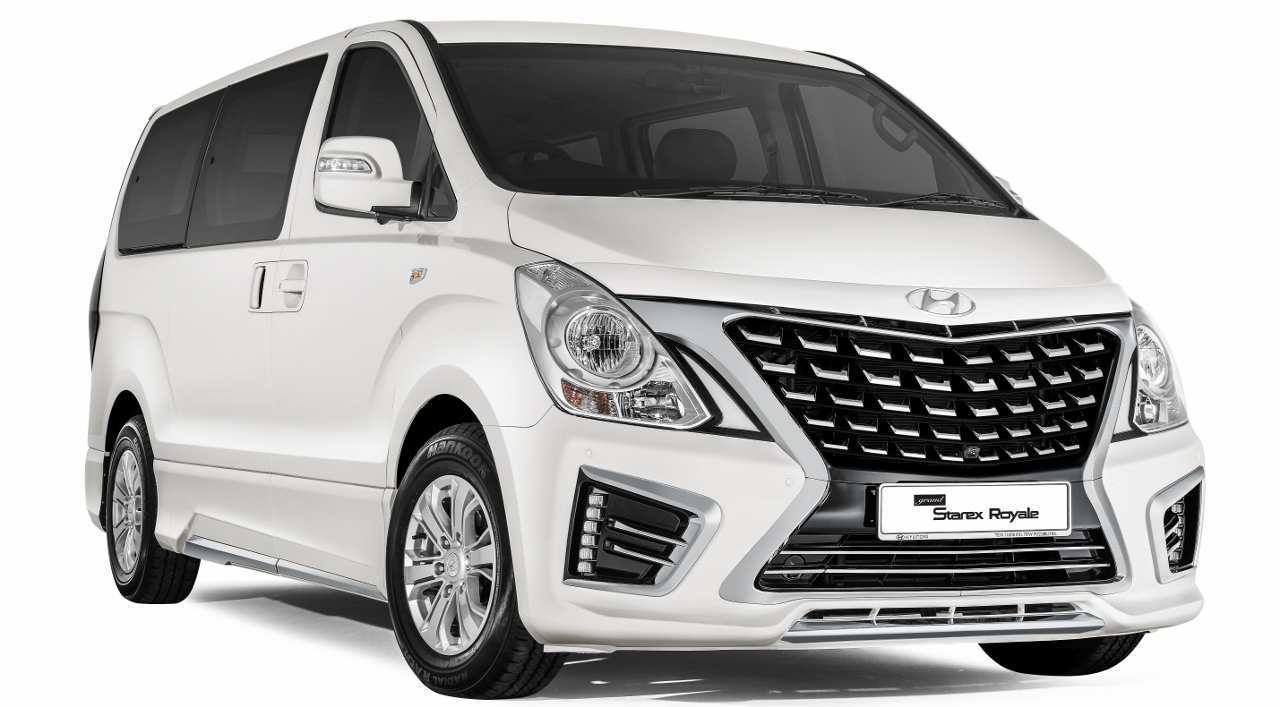 81 The 2020 Hyundai Starex Specs