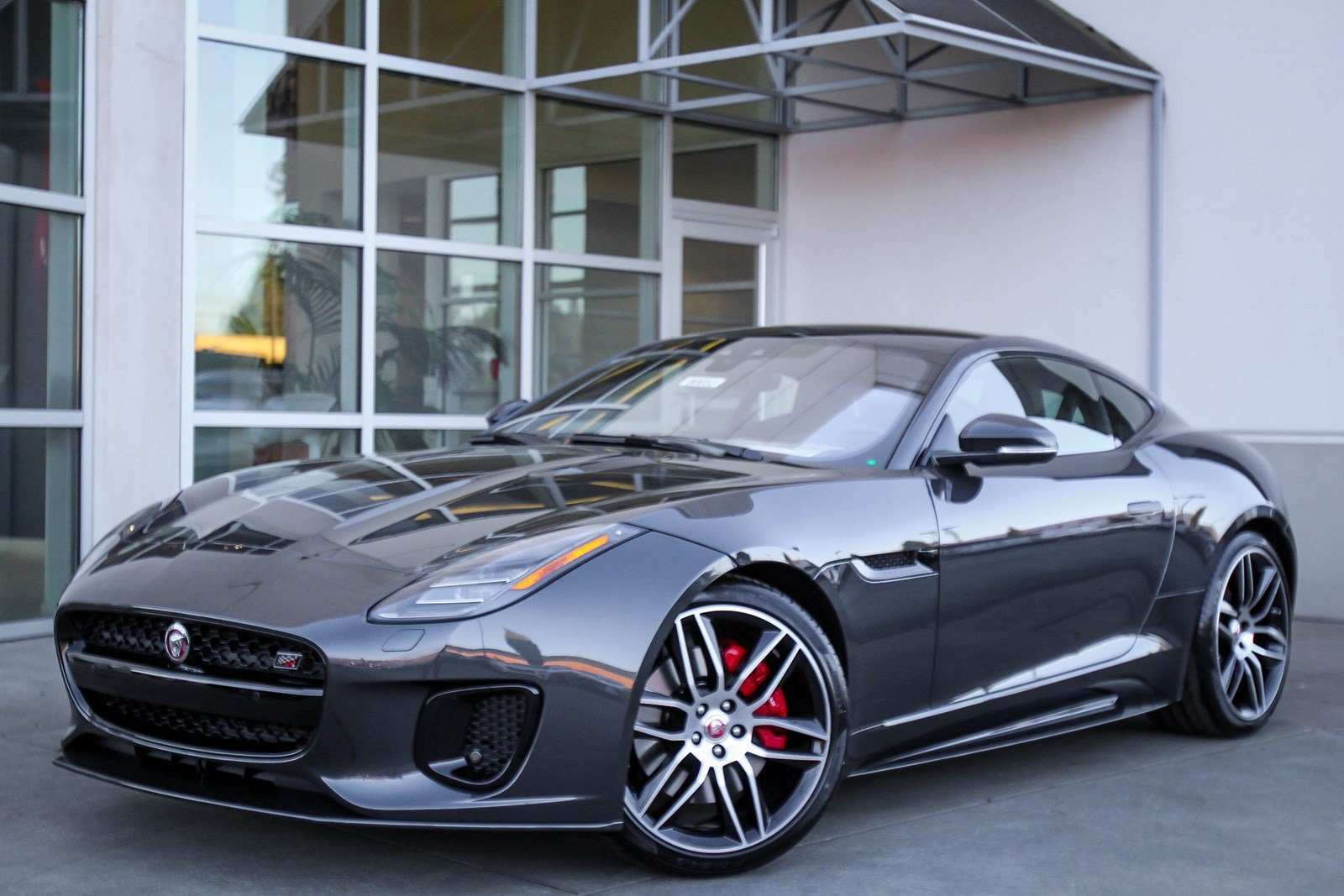 81 The 2020 Jaguar F Type Review