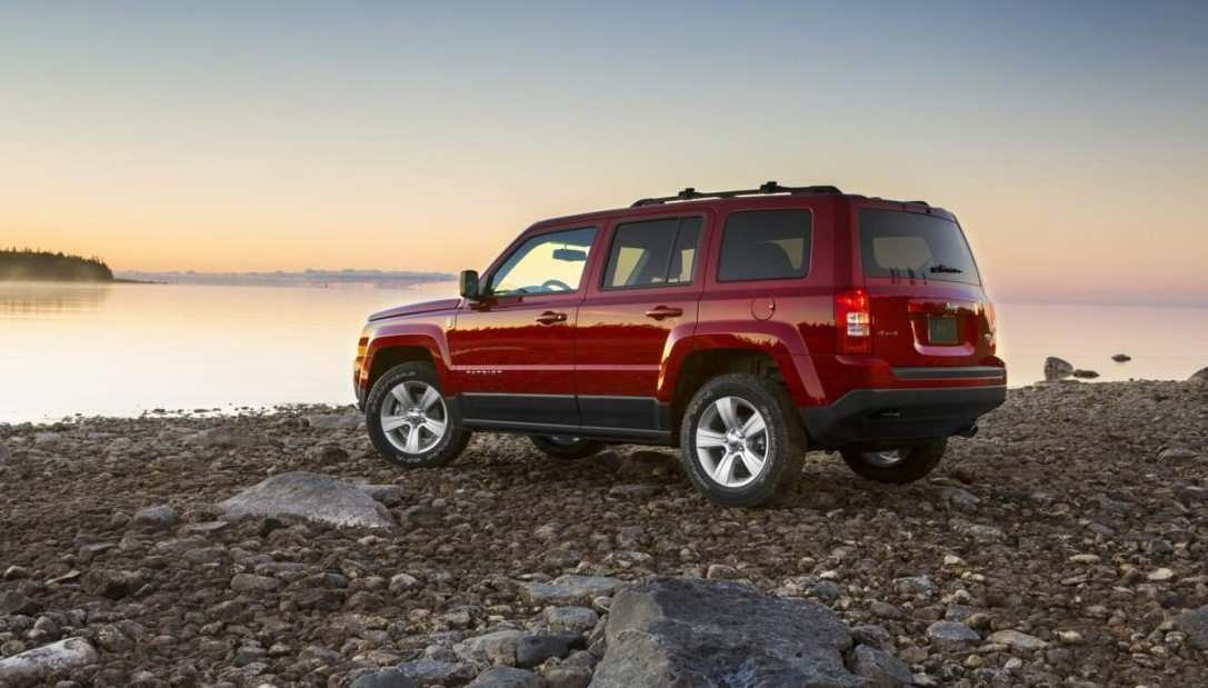 81 The 2020 Jeep Patriot Interior
