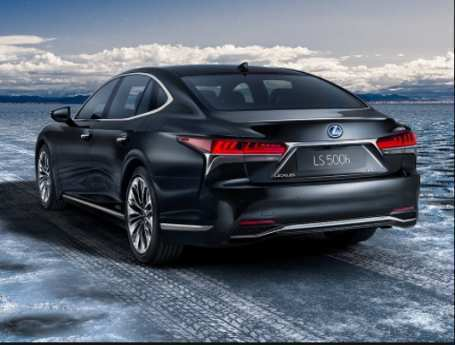 81 The 2020 Lexus LS Pictures