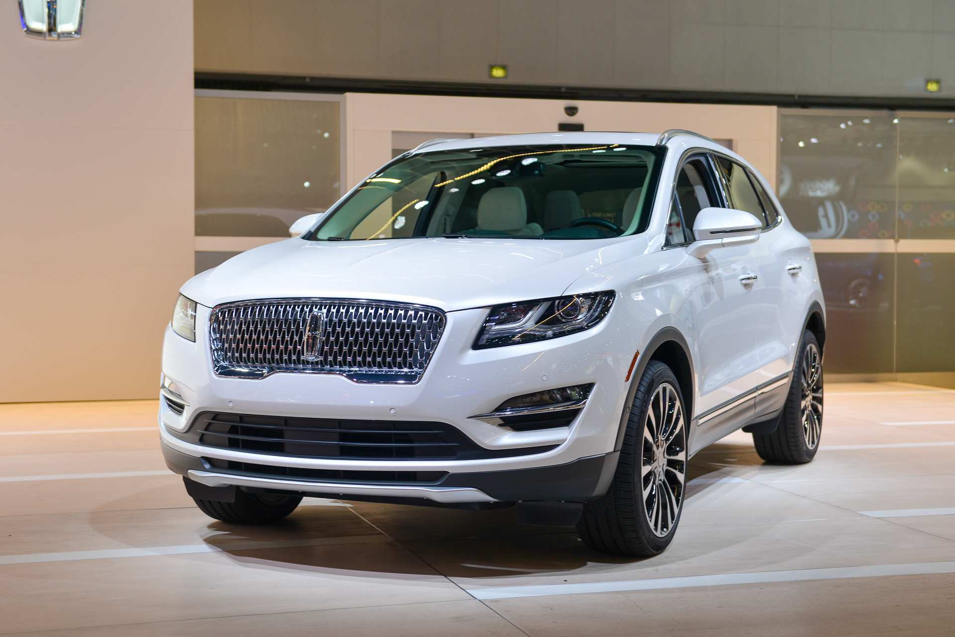 81 The 2020 Lincoln MKC Configurations