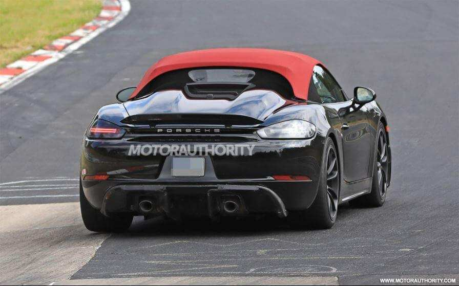 81 The 2020 Porsche Boxster S Photos
