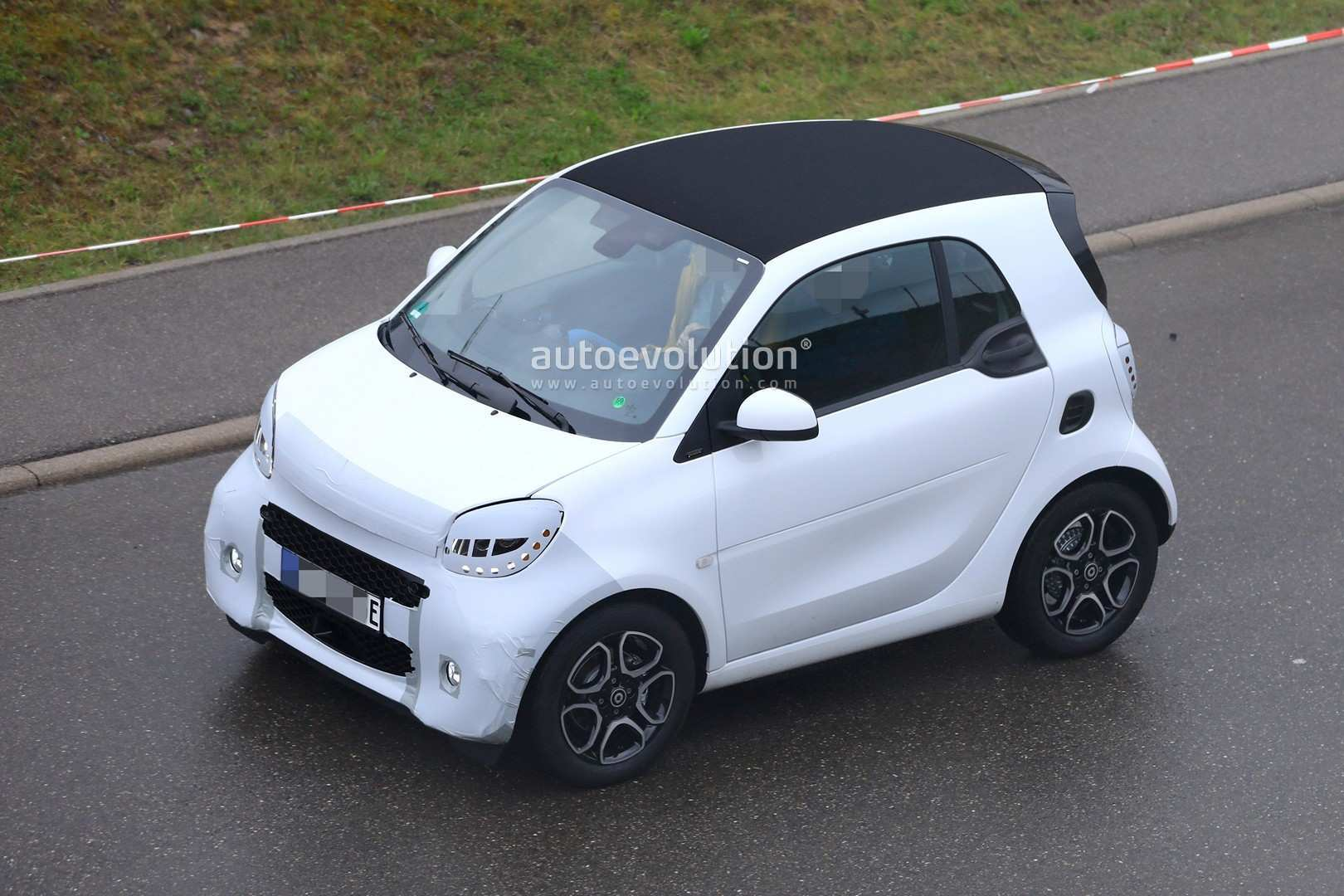 81 The 2020 Smart Fortwo Exterior
