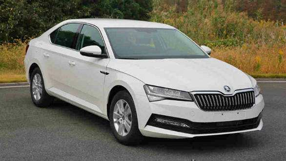 81 The 2020 The Spy Shots Skoda Superb Pricing