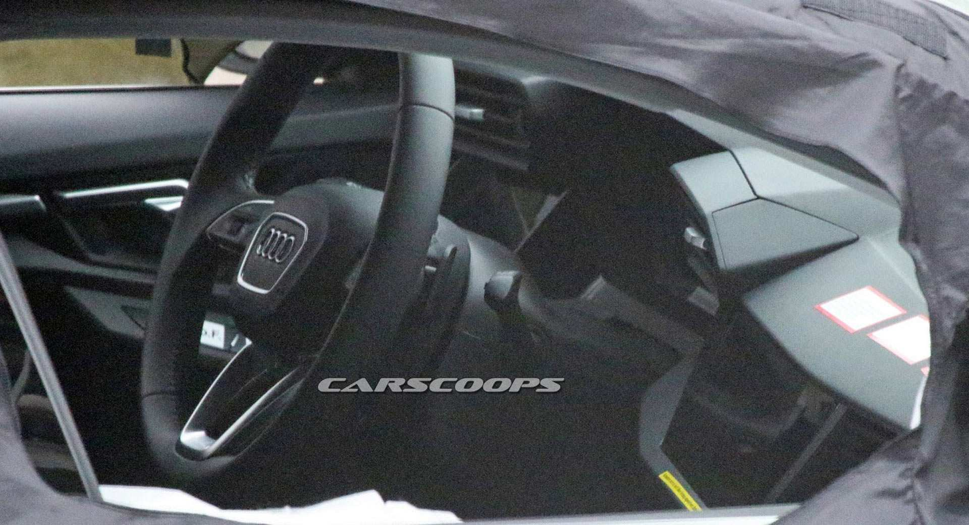 81 The Audi A3 2020 Interior Research New