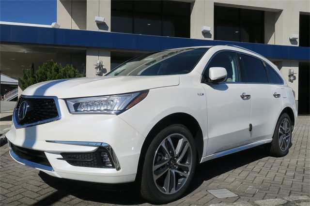 81 The Best 2019 Acura MDX Hybrid Performance