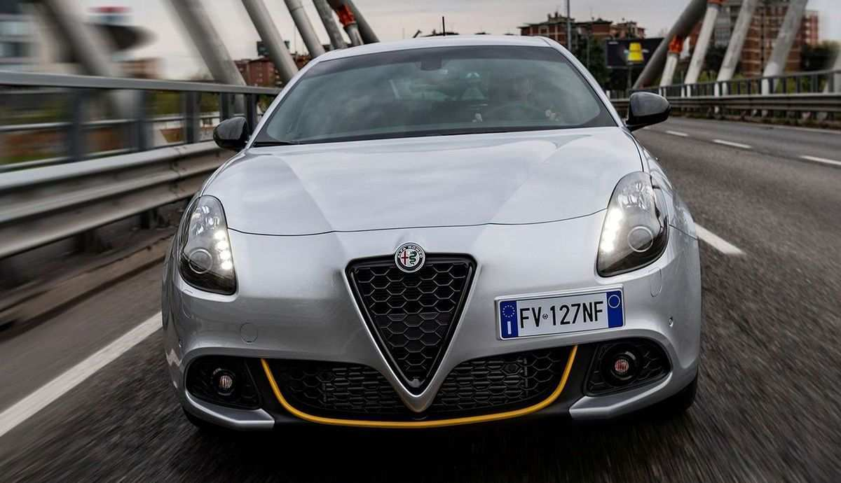 81 The Best 2019 Alfa Romeo Giulietta Exterior And Interior