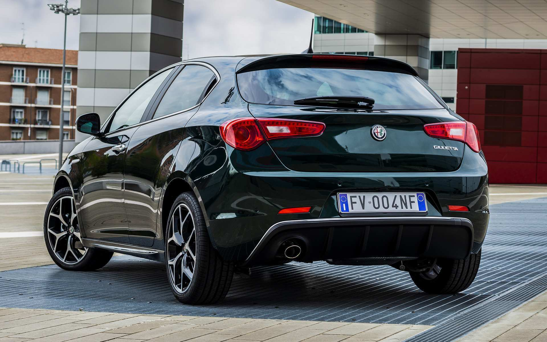 81 The Best 2019 Alfa Romeo Giulietta Pictures
