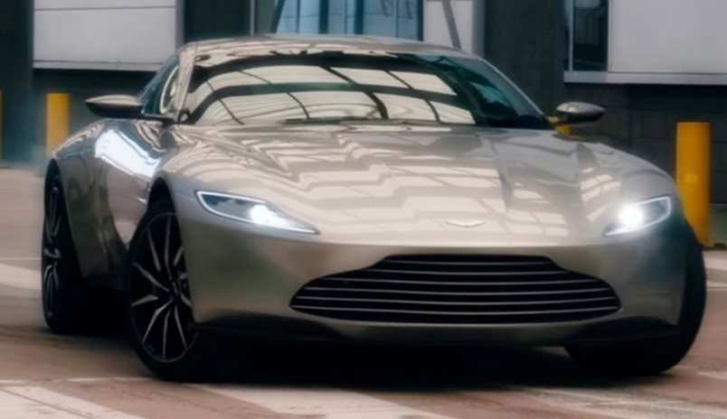 81 The Best 2019 Aston Martin DB9 Exterior