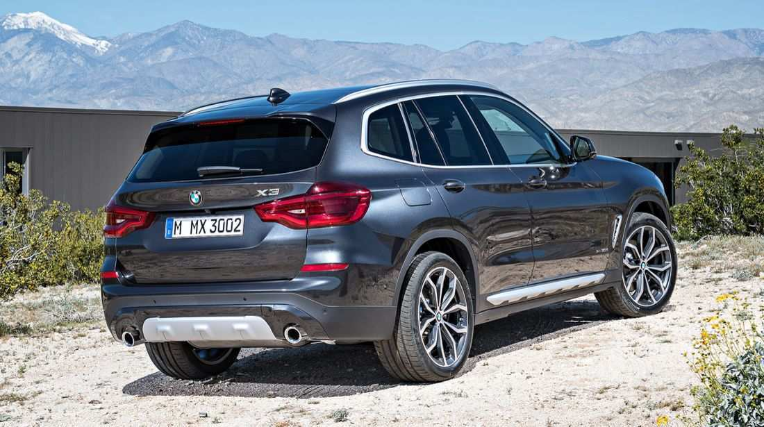 81 The Best 2019 BMW X3 Specs