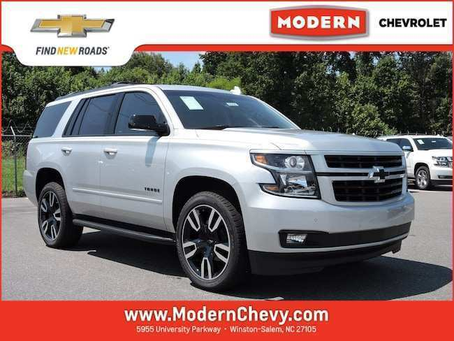 81 The Best 2019 Chevy Tahoe Ltz Exterior