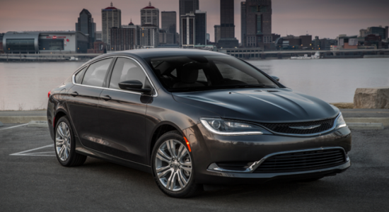 81 The Best 2019 Chrysler 200 Interior