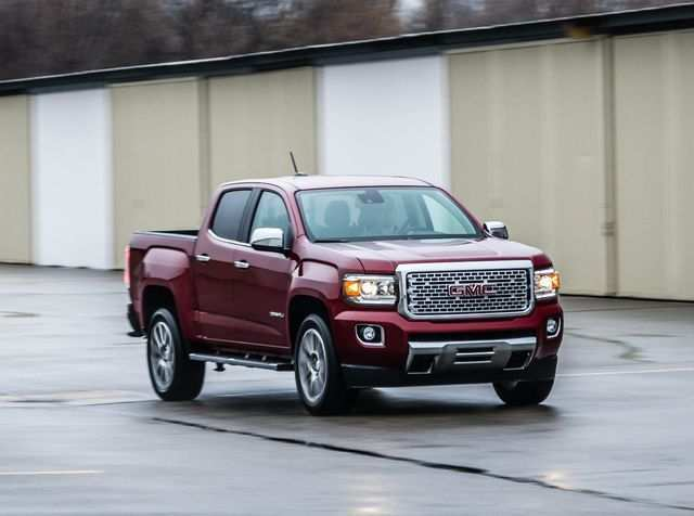 81 The Best 2019 Gmc Canyon Diesel Concept