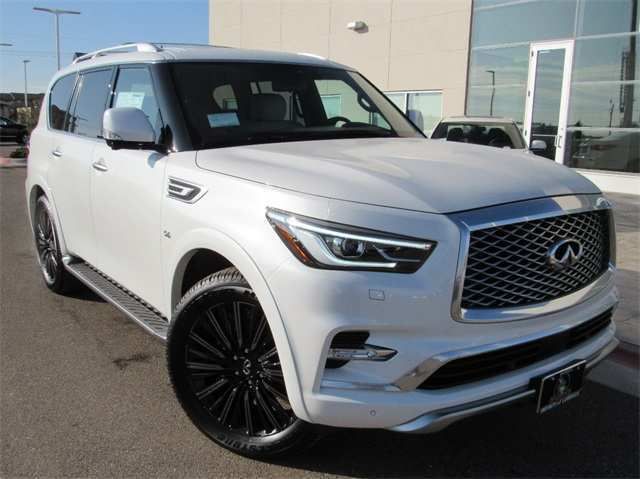 81 The Best 2019 Infiniti QX80 Performance And New Engine