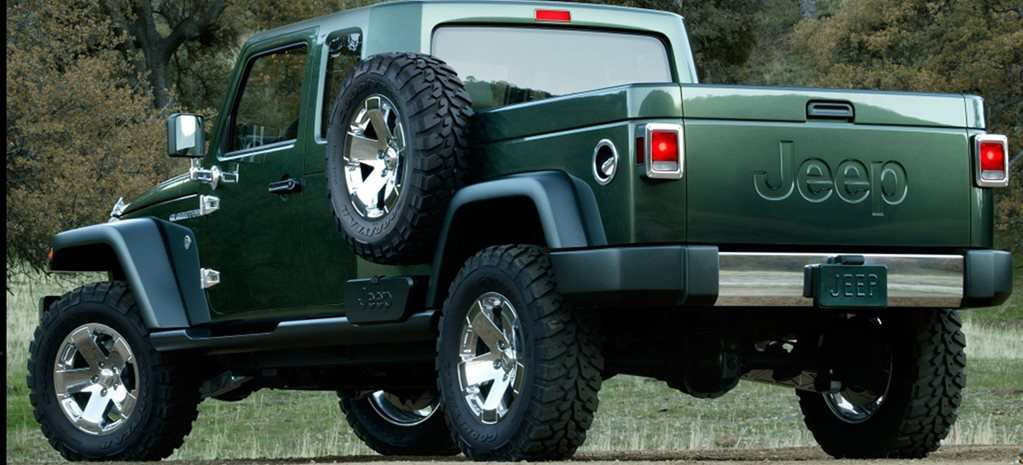 81 The Best 2019 Jeep Gladiator Performance And New Engine
