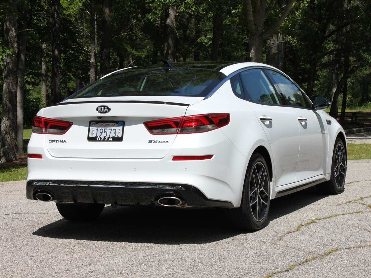 81 The Best 2019 Kia Optima Concept And Review