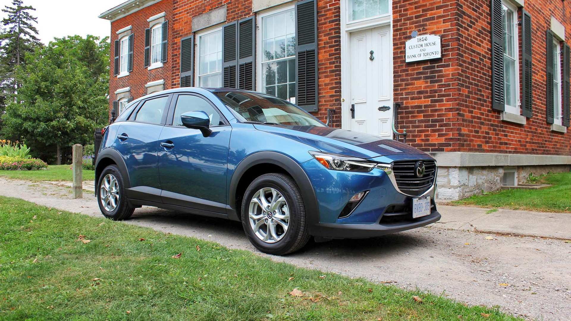 81 The Best 2019 Mazda CX 3 Exterior