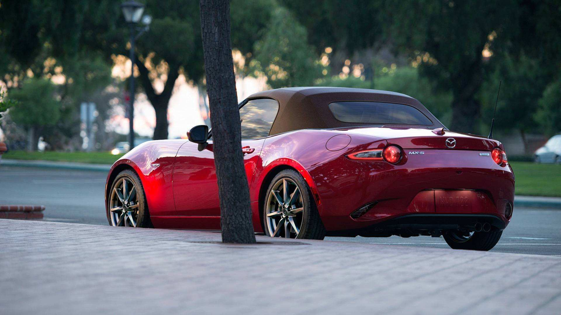 81 The Best 2019 Mazda Mx 5 Gt S New Concept