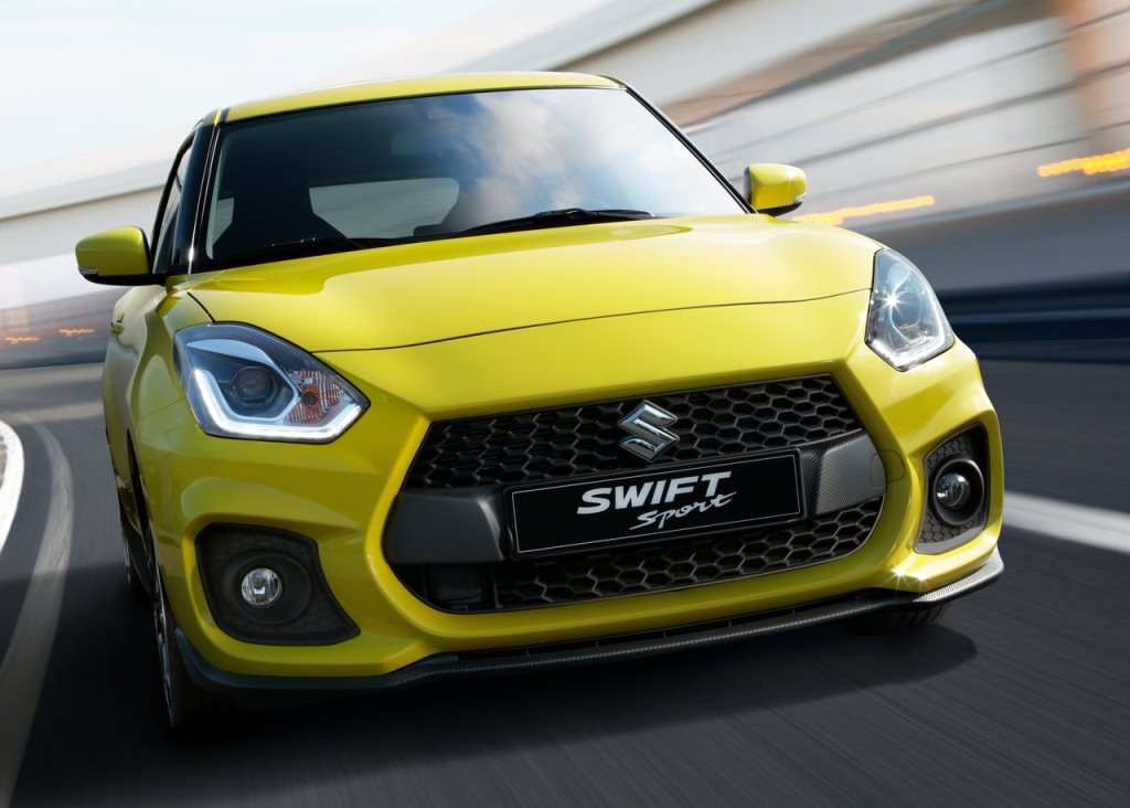 81 The Best 2019 New Suzuki Swift Sport First Drive